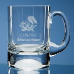 L176 – 1 pint Handmade Golf Ball Base Tankard