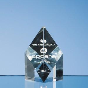 Optical Crystal Sloping Diamond
